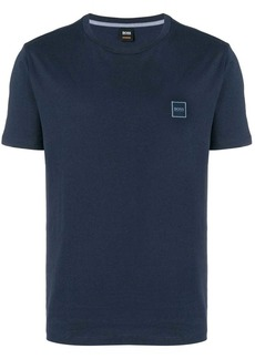 Hugo Boss brand logo T-shirt