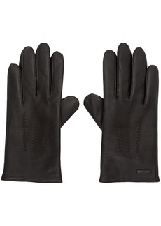 Hugo Boss Brown Hinez3 Gloves