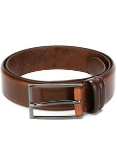 Hugo Boss buckle belt