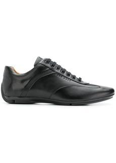 Hugo Boss calf leather sneakers