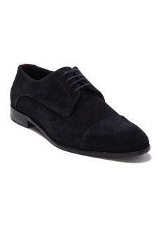 Hugo Boss Cap Toe Suede Derby