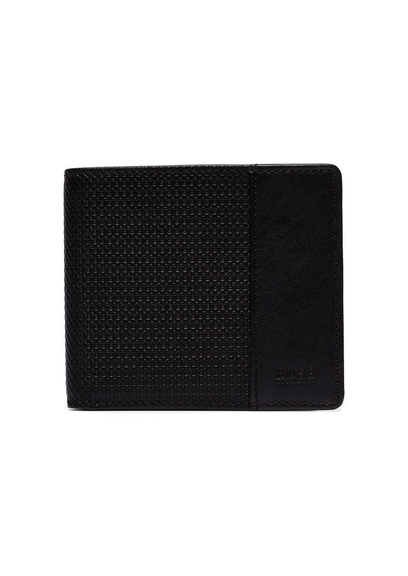 Hugo Boss cardholder wallet set