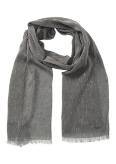 Hugo Boss Carrit Fringe Scarf