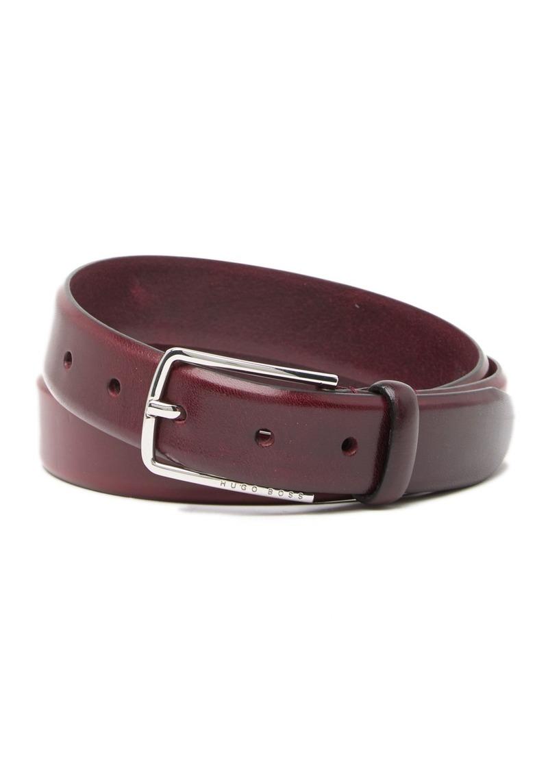 Hugo Boss Chuck Leather Belt