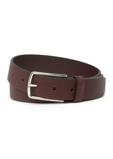 Hugo Boss Chuck-P Embossed Belt
