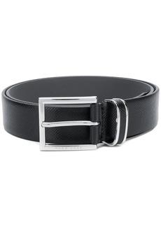 Hugo Boss classic buckle belt