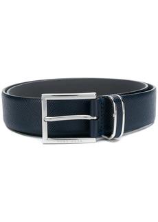 Hugo Boss classic logo buckle belt