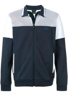 Hugo Boss colour block jacket