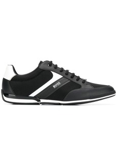 Hugo Boss colour block sneakers