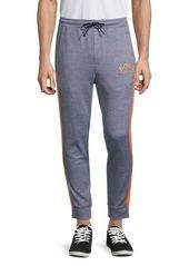 Hugo Boss Cotton-Blend Jogger Pants