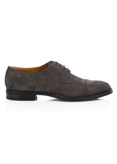 Hugo Boss Coventry Suede Dress Shoes