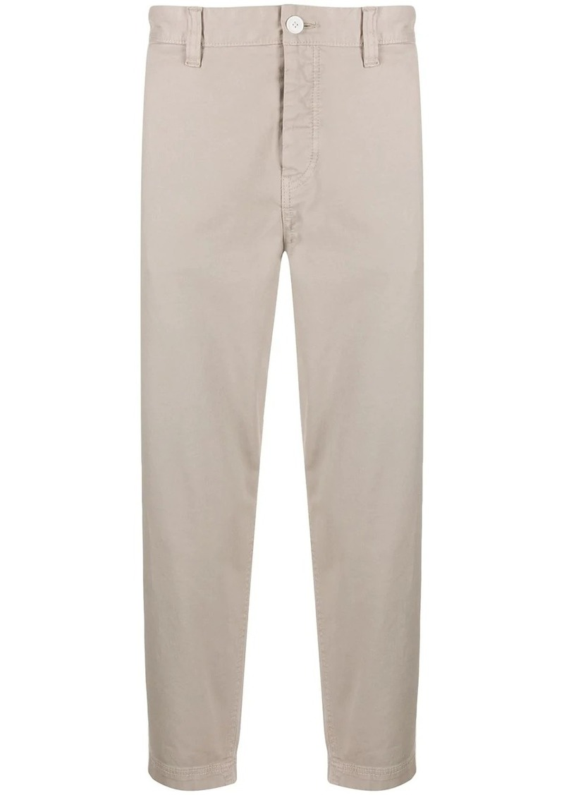 Hugo Boss cropped chinos
