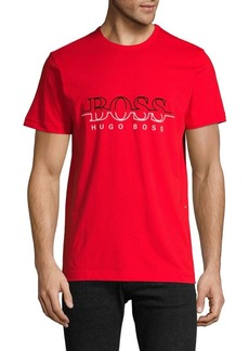 Hugo Boss Cuts Logo T-Shirt
