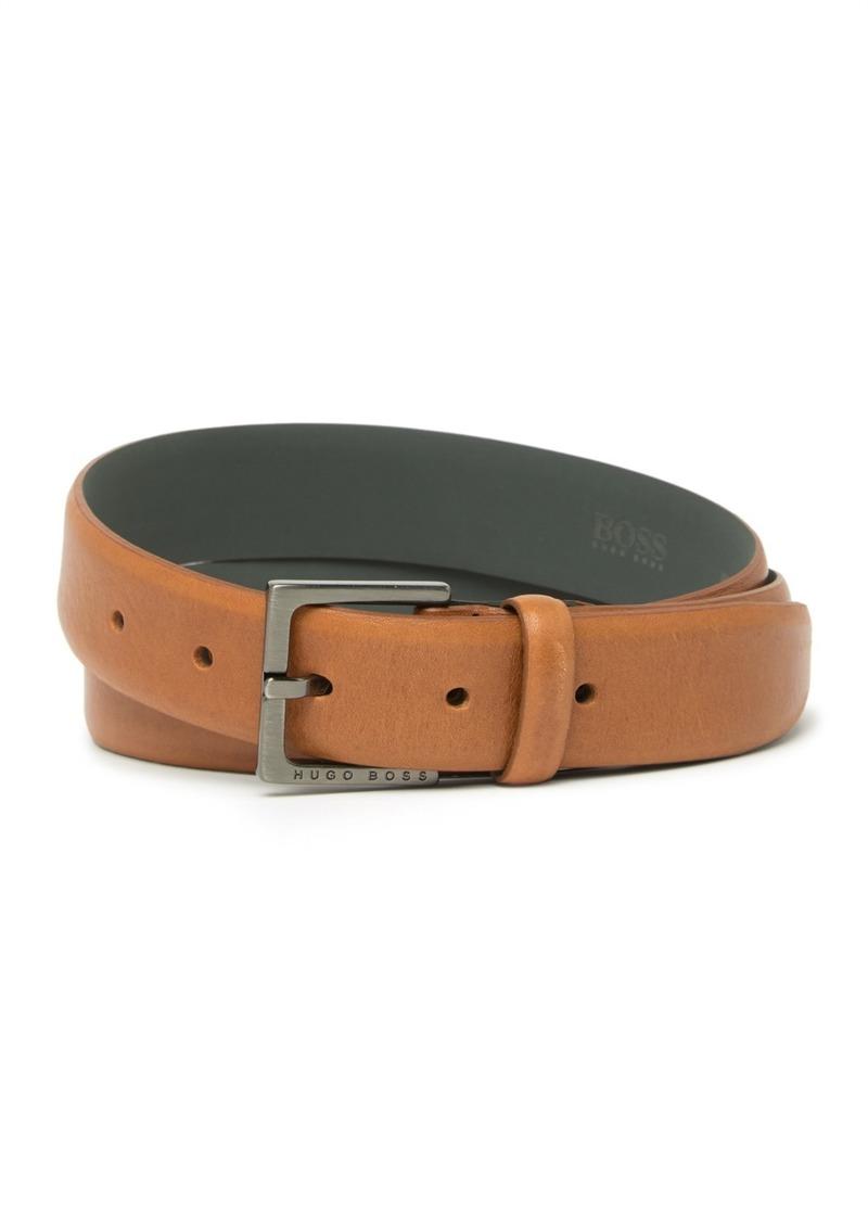 Hugo Boss Cynger Leather Belt