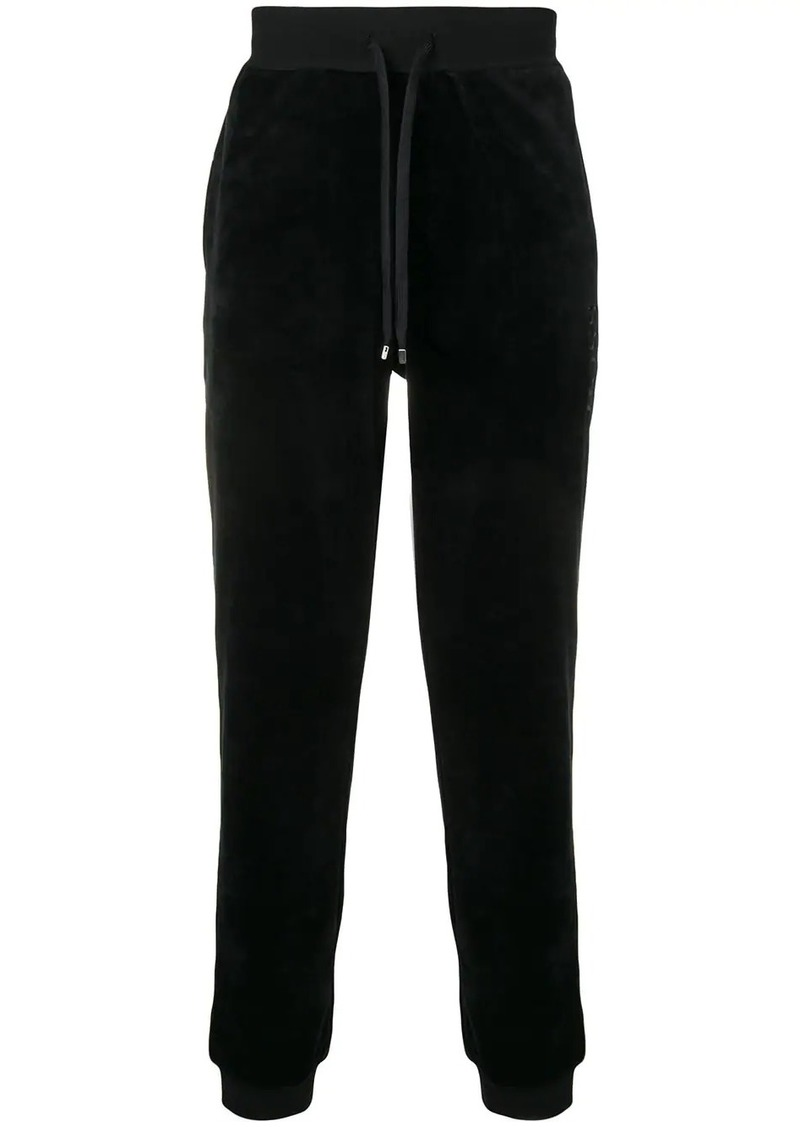 Hugo Boss drawstring track trousers