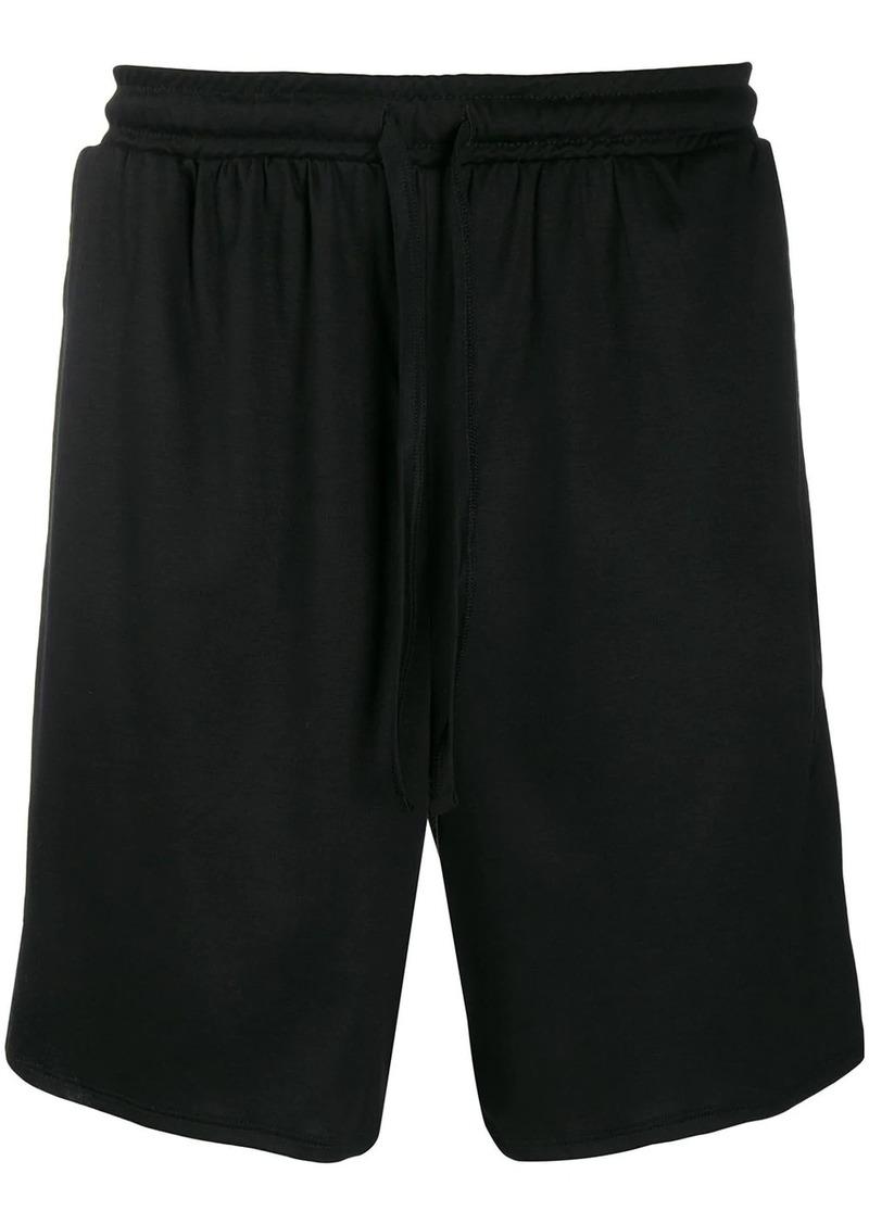 Hugo Boss drawstring waist shorts