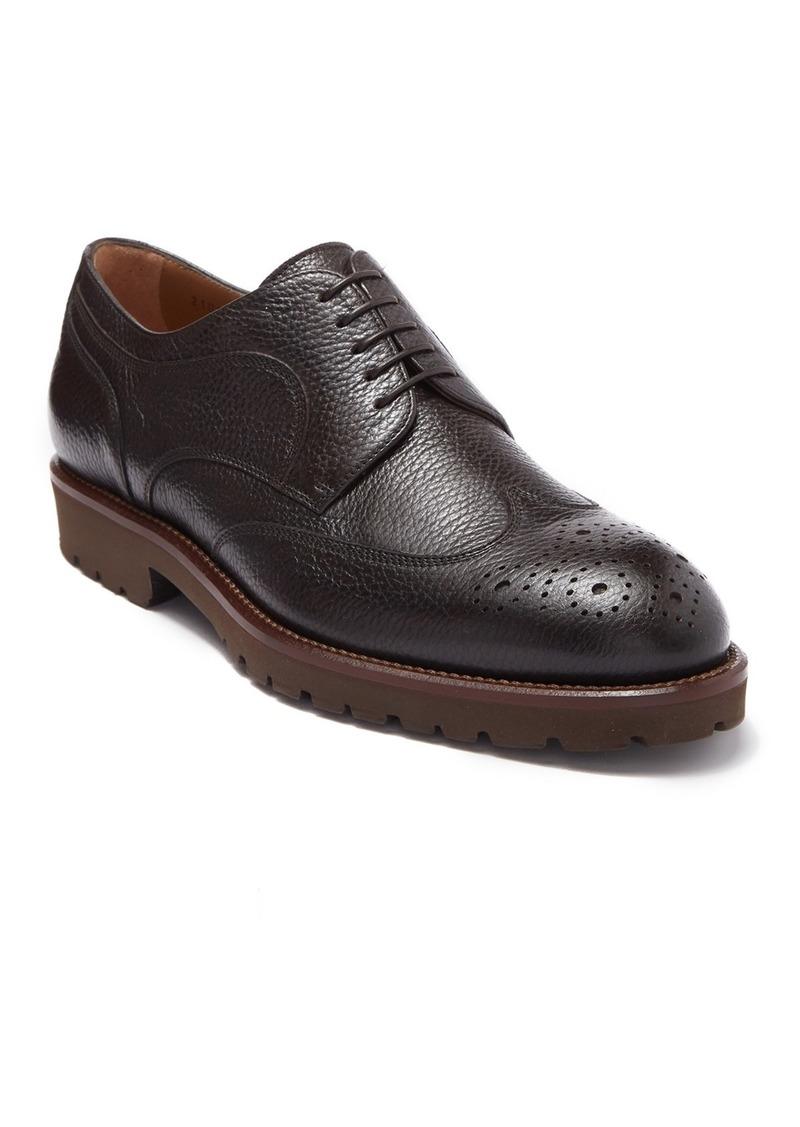 Hugo Boss Eden Leather Derby