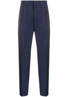 Hugo Boss elastic-insert slim-fit trousers