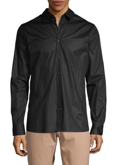 Hugo Boss Elisha Slim-Fit Button-Down Shirt
