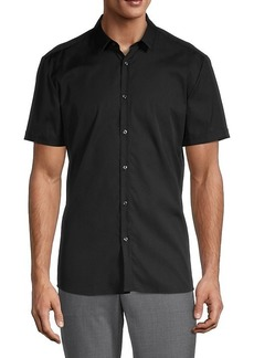 Hugo Boss Empson Short-Sleeve Shirt