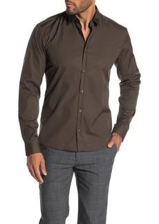 Hugo Boss Ero Solid Extra Slim Fit Shirt