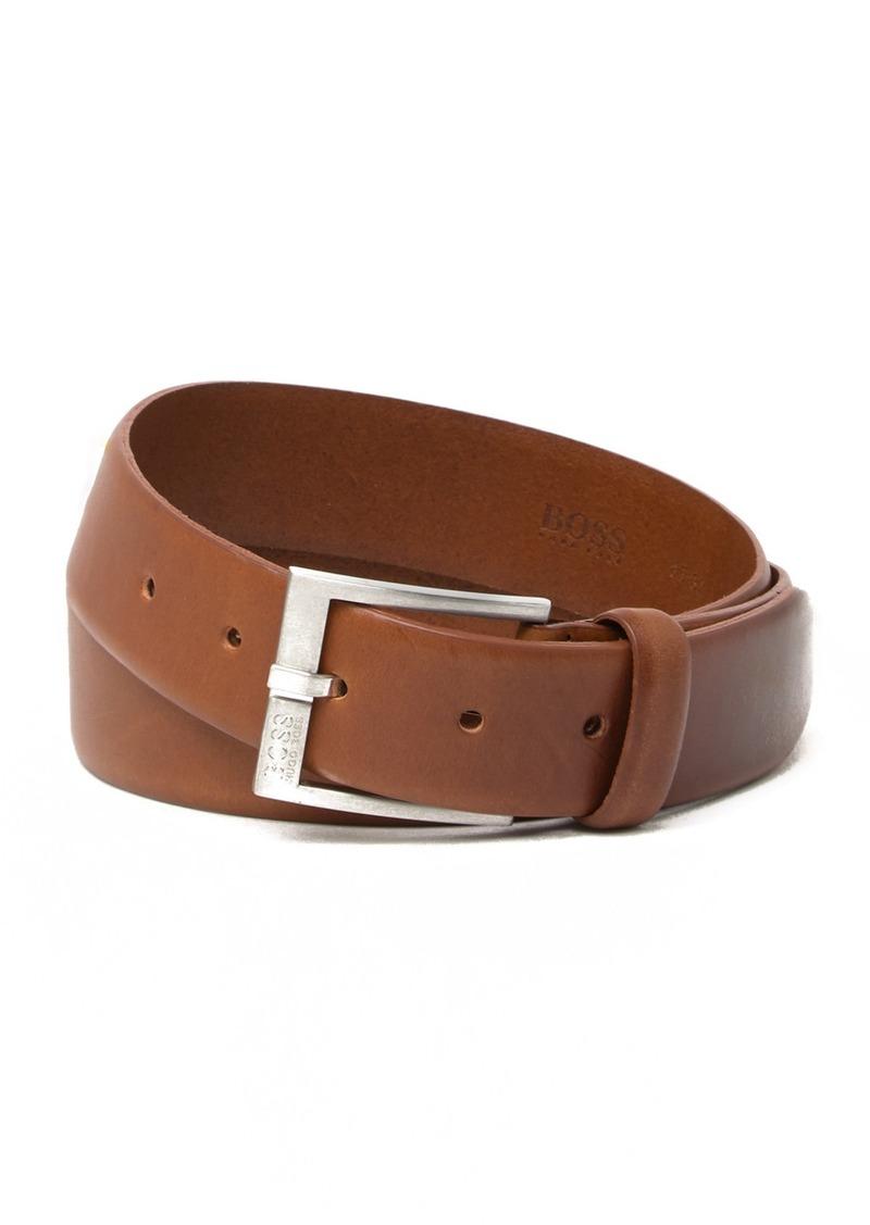 Hugo Boss Erron Leather Belt
