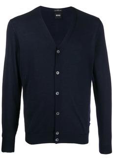 Hugo Boss fine knit cardigan