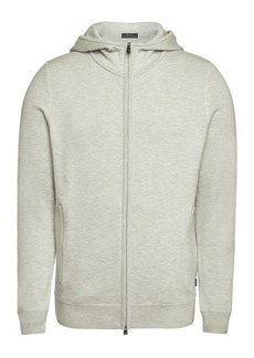 17e2082f96 Hugo Boss Fiorenzo Hoody with Virgin Wool, Cotton and Cashmere