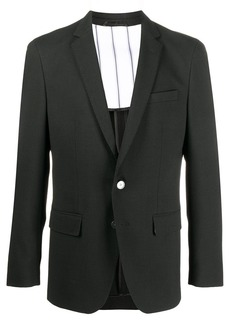 Hugo Boss fitted singe breasted blazer