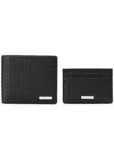 Hugo Boss folded wallet