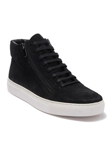 Hugo Boss Futurism Hito High-Top Lace Zip Sneaker