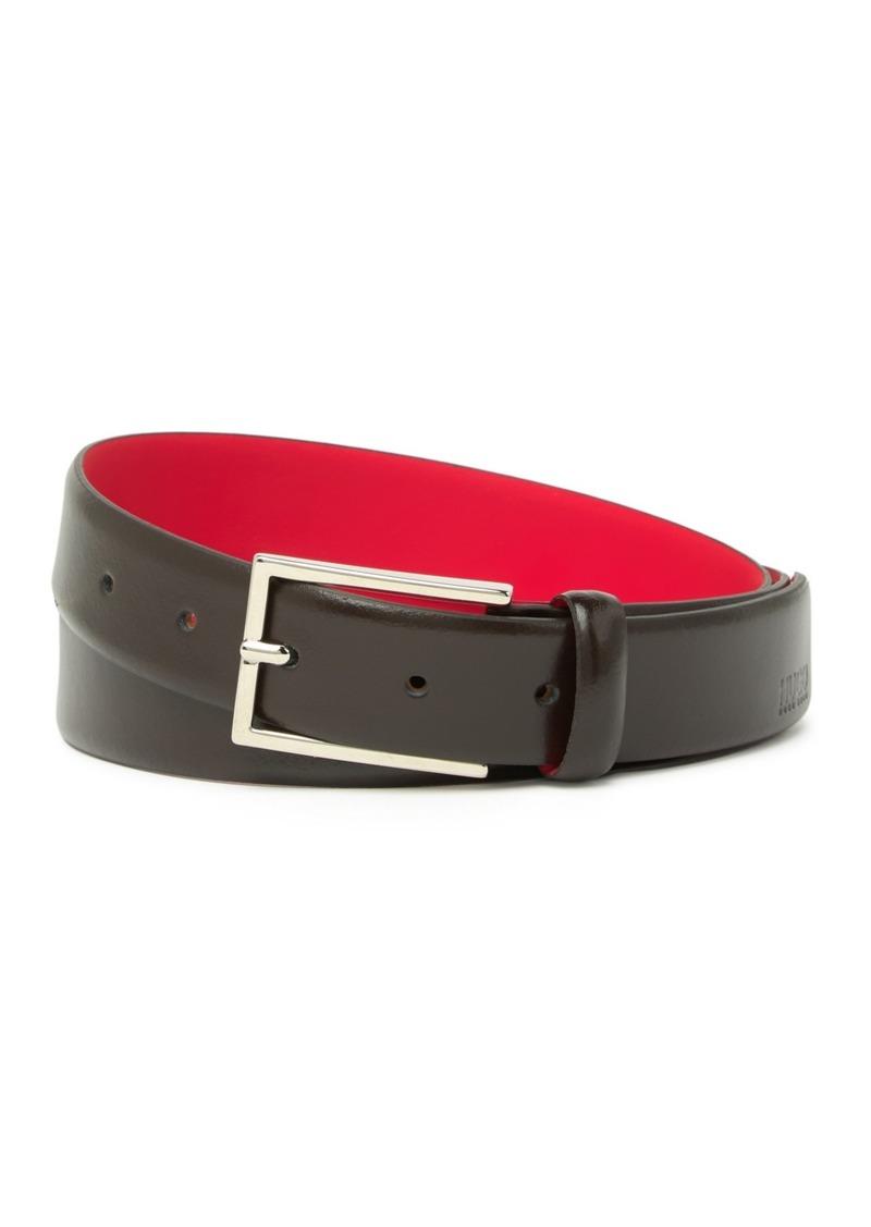 Hugo Boss Gavrilo Leather Belt