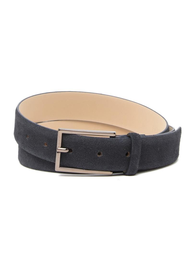 Hugo Boss Gavrilo Suede Leather Belt