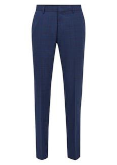Hugo Boss Genius Windowpane Trousers