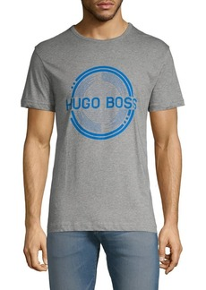 Hugo Boss Graphic Cotton Tee