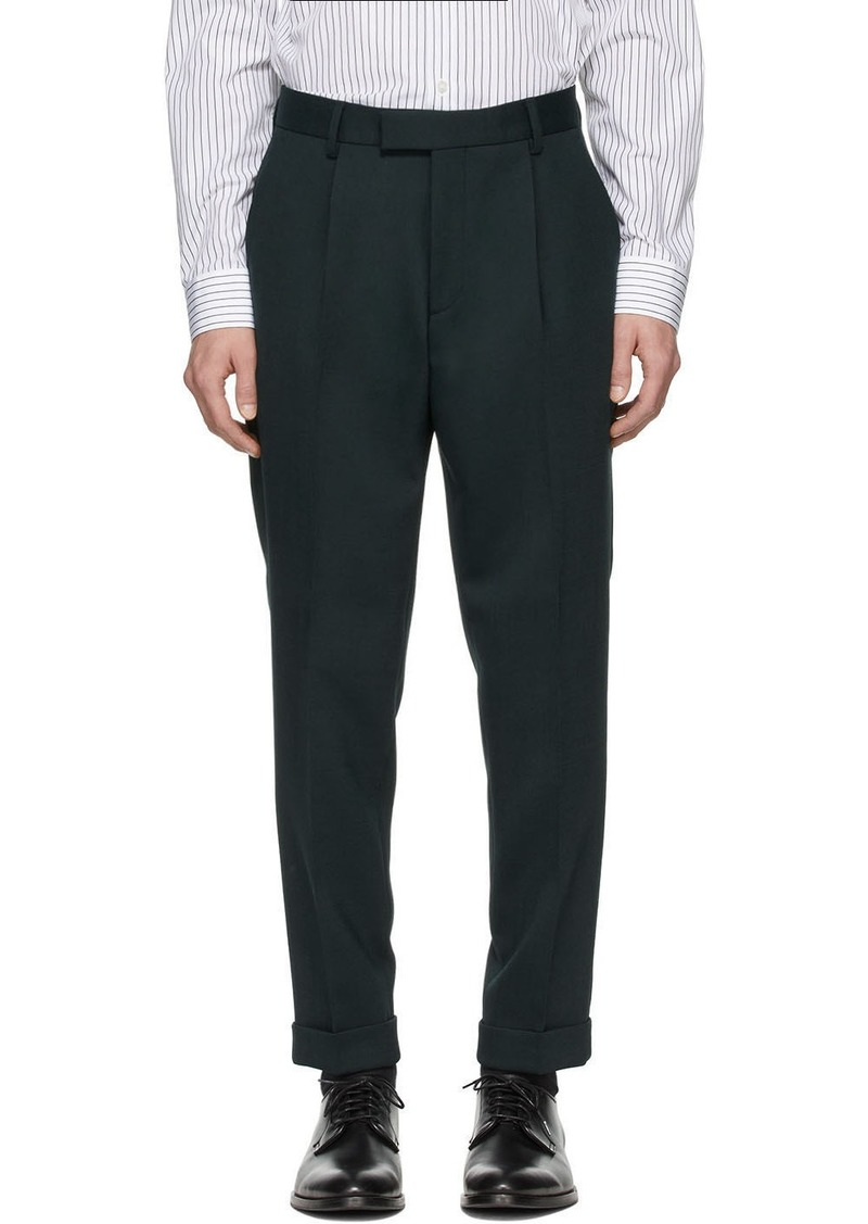 Hugo Boss Green Olleg Trouser