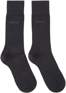 Hugo Boss Grey Edward Socks