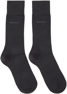 Hugo Boss Grey Edward Socks