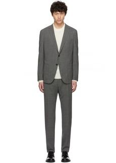 Hugo Boss Grey Nolin2 Brider Suit
