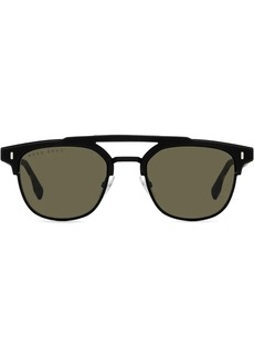 Hugo Boss Havana sunglasses