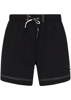 Hugo Boss Tuna drawstring swim shorts