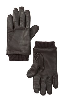 Hugo Boss Hewen Leather Gloves