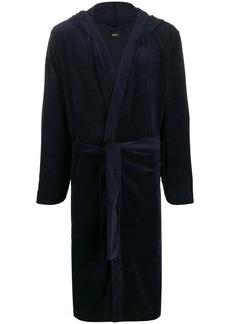 Hugo Boss hooded robe
