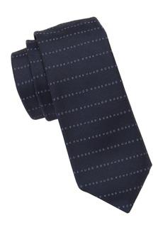 Hugo Boss Horizontal Silk Tie