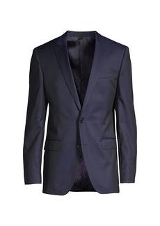 Hugo Boss Huge Slim-Fit Virgin Wool Sportcoat