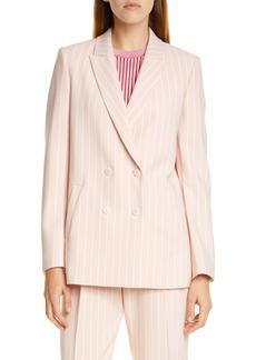 Hugo Boss HUGO Akata Pinstripe Suit Jacket
