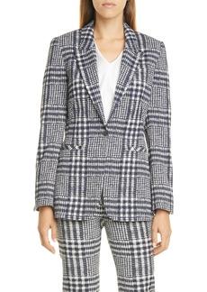Hugo Boss HUGO Alitas Plaid Suit Jacket