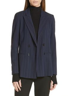 Hugo Boss HUGO Anandas Pinstripe Suit Jacket