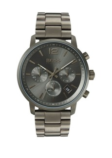 HUGO BOSS Attitude Chronograph Stainless Steel Watch