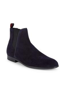 HUGO BOSS Boheme Classic Suede Chelsea Boots